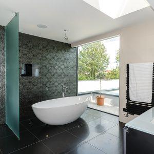 Bathroom at The House