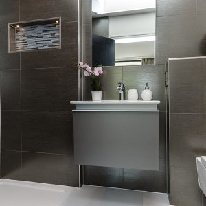 Ensuite at The House