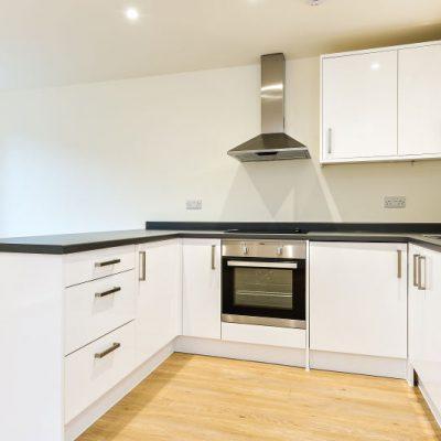 Letcombe House Kitchen 1