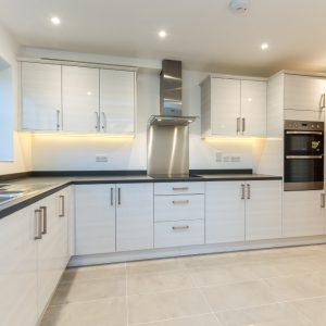 Kitchen at Banbury Road
