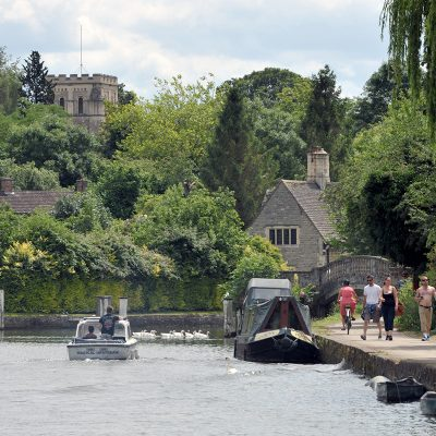 Iffley-River
