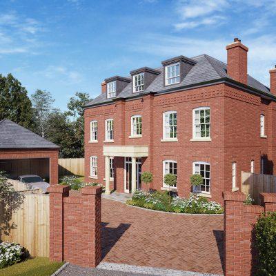 Lumsdon House, 18B Cumnor Hill