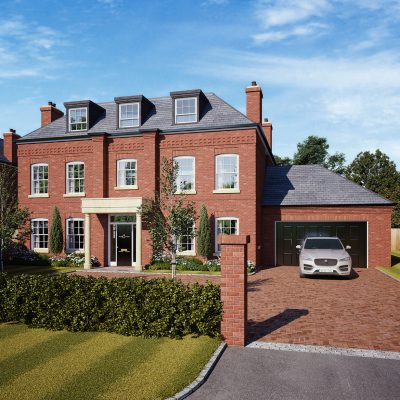 Fawley House, 18A Cumnor Hill