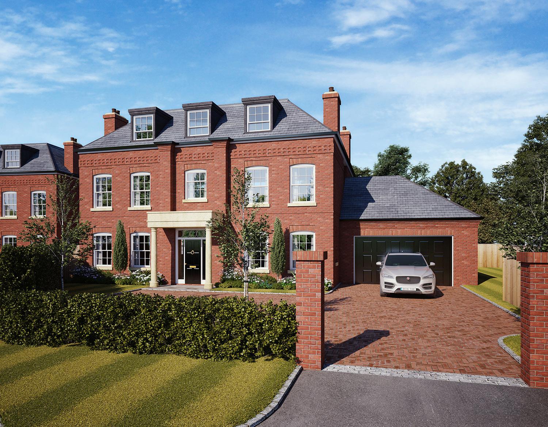 Keble Homes Cumnor Hill Oxford