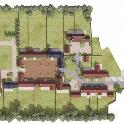 Park Farm Place Site Plan