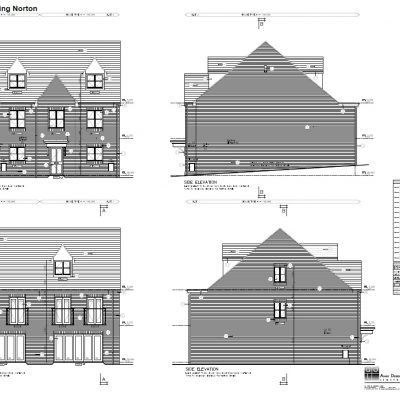 Plots 1-2, Station Road, Chipping Norton