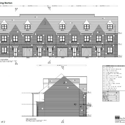 Plots 3-7, Station Road, Chipping Norton