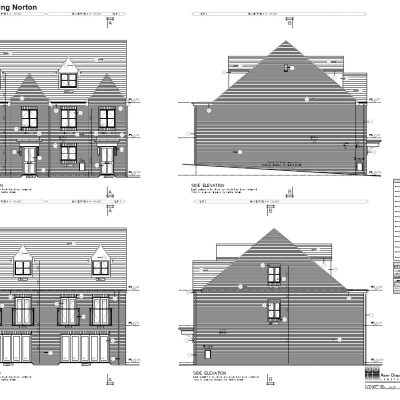 Plots 8-9, Station Road, Chipping Norton