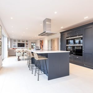 Stanton Court Show Home - Kitchen