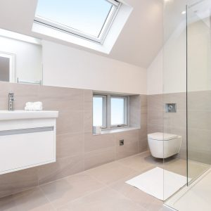 Stanton Court Show Home - En Suite