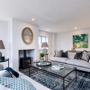 Stanton Court Show Home - Sitting Room