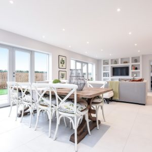 Stanton Court Show Home - Dining and Family