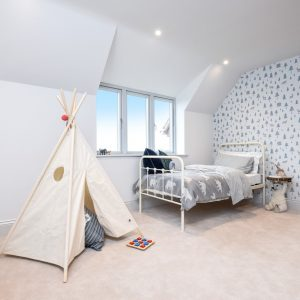 Stanton Court Show Home - Children's Bedroom