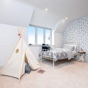 Stanton Court Show Home - Children's Bedroom