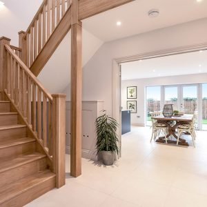 Stanton Court Show Home - Hallway