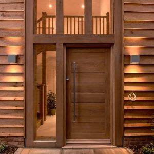 Stanton Court Show Home - Front Door