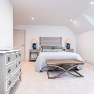 Stanton Court Show Home - Bedroom