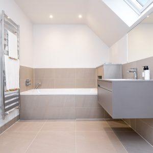 Stanton Court Show Home - Bathroom
