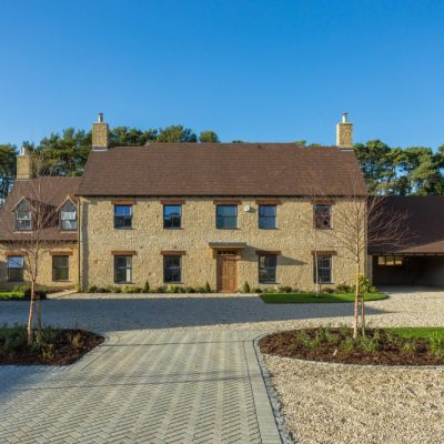 Park Farm Place Showhome